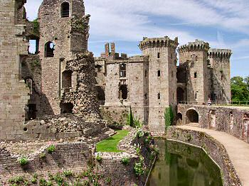 Picture of Raglan Castle