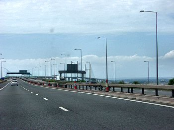 Picture of the Severn Bridge