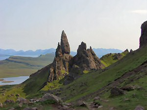Picture of The Old Man of Storr