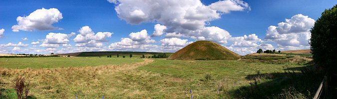 Picture of Silbury Hill